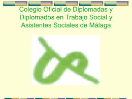 Colegio Oficial de Diplomadas y Diplomadas en Trabajo