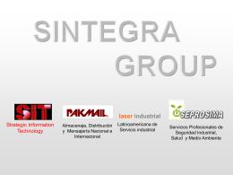 Servicios Profesionales de Seguridad Industrial y Medio