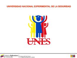 UNIVERSIDAD NACIONAL EXPERIMENTAL DE LA …