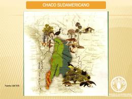 La seguridad alimentaria en el Chaco Boliviano. Una …