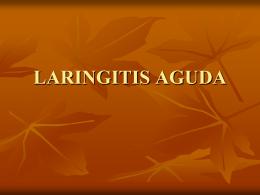 LARINGITIS AGUDA - Enfermeriavespertina's Blog