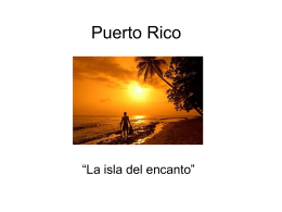 Puerto Rico - Cobb Learning