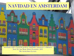 NAVIDAD EN AMSTERDAM