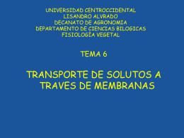Diapositiva 1 - Mis Clases fisiologia vegetal