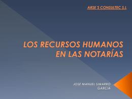 Diapositiva 1 - ILUSTRE COLEGIO NOTARIAL DE VALENCIA