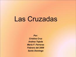 Las Cruzadas - Hacked By Avunit Mondialu
