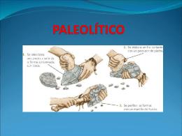 PALEOLITICO.