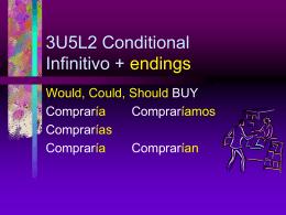 III. C9P2 Conditional