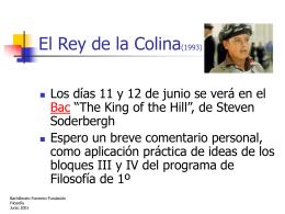 El Rey de la Colina(1993)