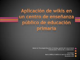 formarstcw.wikispaces.com