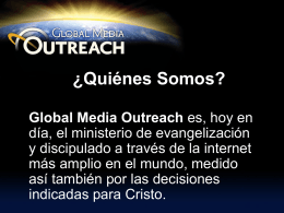 GMO – Global Media Outreach