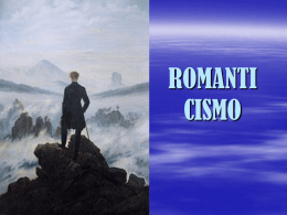 ROMANTI CISMO