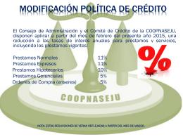 CASO SOCIO - COOPNASEJU