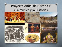 Taller Etapa 1 proyecto anual de Historia