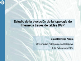 Diapositiva 1 - David Domingo