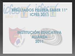 ICFES 2011