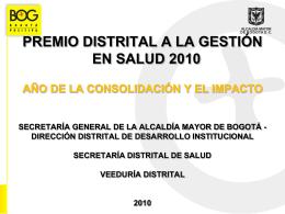 Diapositiva 1 - Portal Bogota