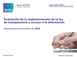 Imagen de TGP - Inicio | Instituto Prensa y Sociedad
