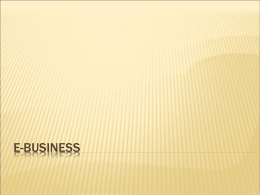E-business - Universidad Nacional de Colombia :: …