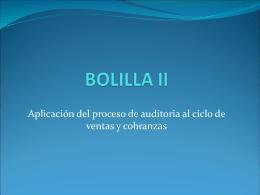 BOLILLA II