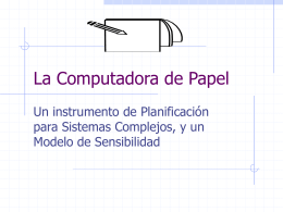 La Computadora de Papel - planeco3 | Sitio de