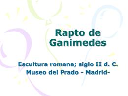 Rapto de Ganimedes