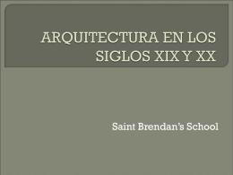 ARQUITECTURA EN EL SIGLO XIX Y XX - HdelArte