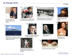 Ejemplos de pies de foto - Materiales de Lengua y Literatura