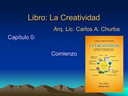 Libro: La Creatividad