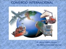 COMERCIO INTERNACIONAL II