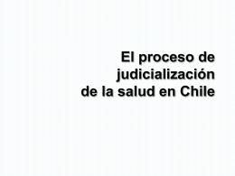 DERECHO REGULATORIO DE LA SALUD