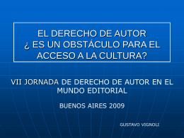 LIMITACIONES Y EXCEPCIONES AL DERECHO DE AUTOR