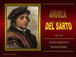 145-ANDREA DEL SARTO (RENACIMIENTO)