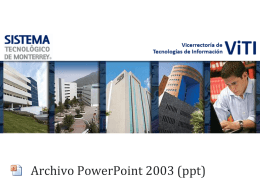 PowerPoint 2007 Sample