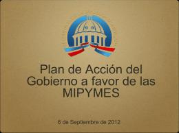 Consejos de Ministros - FEDERACION EMPRESARIAL …