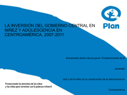 Powerpoint template Spanish