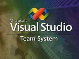 "Visual Studio ""Whidbey"""