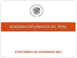 Diapositiva 1 - Consulado General del Per&#250