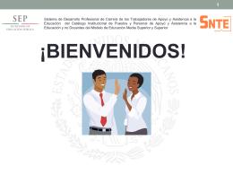 Diapositiva 1 - CENIDET - Centro Nacional de