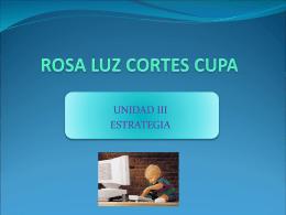 ROSA LUZ CORTES CUPA