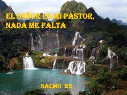 SALMO 22 - Arzobispado de Guatemala