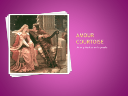 Amour Courtoise