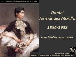 DANIEL HERNANDEZ MORILLO - Holismo Planetario en la …