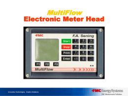 MultiFlow - Eneric Ltd