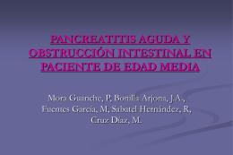DIAGNOSTICO DIFERENCIAL - SCPD Sociedad Canaria de