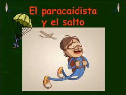 AG2- El paracaidista y el salto