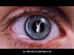 El Proyecto Matriz 101