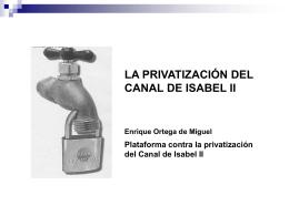 Privatizacion CYIIx
