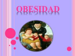 OBESIDAD - Auto Estudio