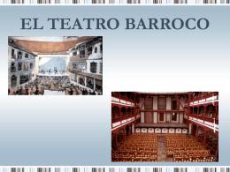 Tema 18: El teatro Barroco